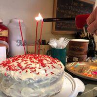 Birthday cake RCA